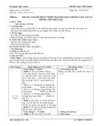 Giáo án địa lí 12cb tiết 34