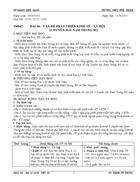 Giáo án địa lí 12cb tiết 42
