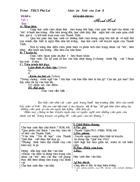 Giáo án ngữ văn lớp 8 1
