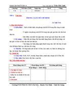 Giáo án Văn 9 Chuẩn KTKN 1