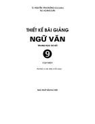 Thiết kế bài giảng Văn 9 tập 1
