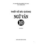 Giáo án Văn 10 Tập 2