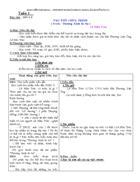 Giáo án ngữ văn 11 chuẩn