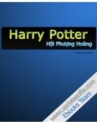 Sách Truyện Harry Potter Tập 5