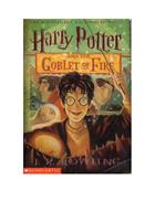 Harry Potter tập 4 Harry Potter và chiếc cốc lửa
