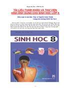 Hình ảnh sinh học 8 đầy đủ Nguyễn Văn Minh