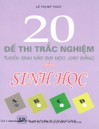 Tuyển tập 20 đề sinh ôn thi đh 2012