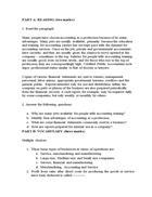 Ngân hàng đề thi môn Specialized English