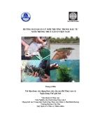 Hướng dẫn quản lý môi trường trong đầu tư nuôi trồng thủy sản