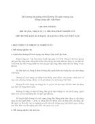 Bài giảng môn đường lối cách mạng của Đảng Cộng Sản Việt Nam