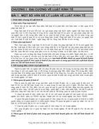 Giáo trình Luật kinh tế CHƯƠNG I ĐẠI CƯƠNG VỀ LUẬT KINH TẾ BÀI 1 MỘT SỐ VẤN ĐỀ LÝ LUẬN VỀ LUẬT KINH TẾ