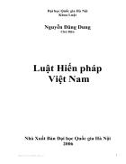Luật Hiến pháp Việt Nam