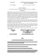 Toàn văn Bộ luật Hình sự Đã được chỉnh sửa bổ sung bởi Luật số 37 2009 QH10 và các văn bản hướng dẫn liên quan