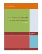 Giáo trình cơ bản và nâng cao powepoint 2007