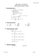 Đề thi phương pháp tính 2