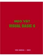 Mẹo vặt Visual Basic