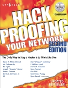 Hack Proofing Your Network Second Edition