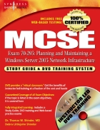 Mcse exam 70 293 planning and maintaining a windows server 2003 network infrastructure