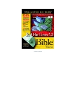 Red Hat Linux 7 2 Bible
