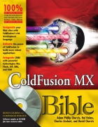 Coldfusion mx bible