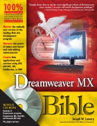 Macromedia Dreamweaver MX Bible