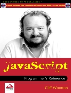 Javascript programmer s reference