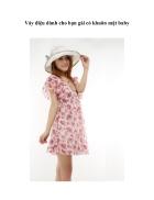 Bộ sưu tập cách chọn trang phục thời trang