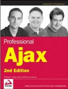 Professional ajax 2nd edition programmer to programmer