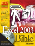 Microsoft Office Excel 2003 Bible