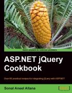ASP NET jQuery Cookbook