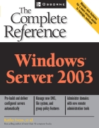 The Complete Reference Windows Server 2003