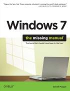 Windows 7 The Missing Manual Cuốn tài liệu bị bỏ quên