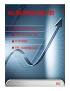 Volume spread analysis và cách nhận diện cổ phiếu đột biến