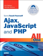 SamsTeachYourself Ajax JavaScript and PHP