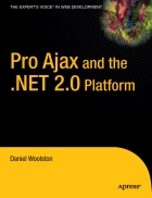 Pro Ajax and the NET 2 0 Platform