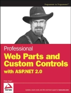 Professional Web Parts and Custom Controls with ASP NET 2 0
