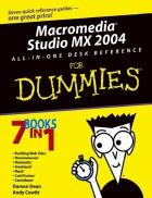 Macromedia Studio MX 2004 All in One for Dummies