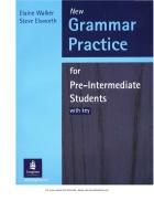 New grammar practice Pre intermediate