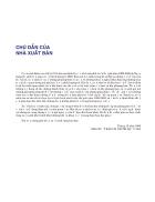 Báo cáo về tình hình phát triển thế giới 1999 2000