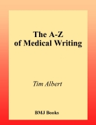 The a z of medical writing