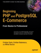 Beginning PHP and PostgreSQL E Commerce From Novice to Professional