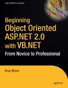 Beginning Object Oriented ASP NET 2 0 with VB NET From Novice to Professional