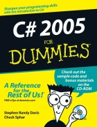 C Sharp 2005 For Dummies