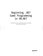 Beginning NET Game Programming in VB NET
