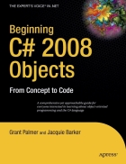 Beginning C 2008 Objects From Concept to Code