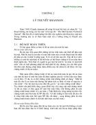 Giáo trình lý thuyết mật mã 1