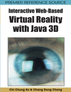 Interactive Web Based Virtual Reality with Java 3D