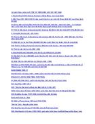 Tóm tắt niên biểu lịch sử việt nam