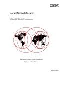 Java 2 Network Security