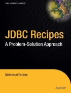 JDBC Recipes A Problem Solution Approach